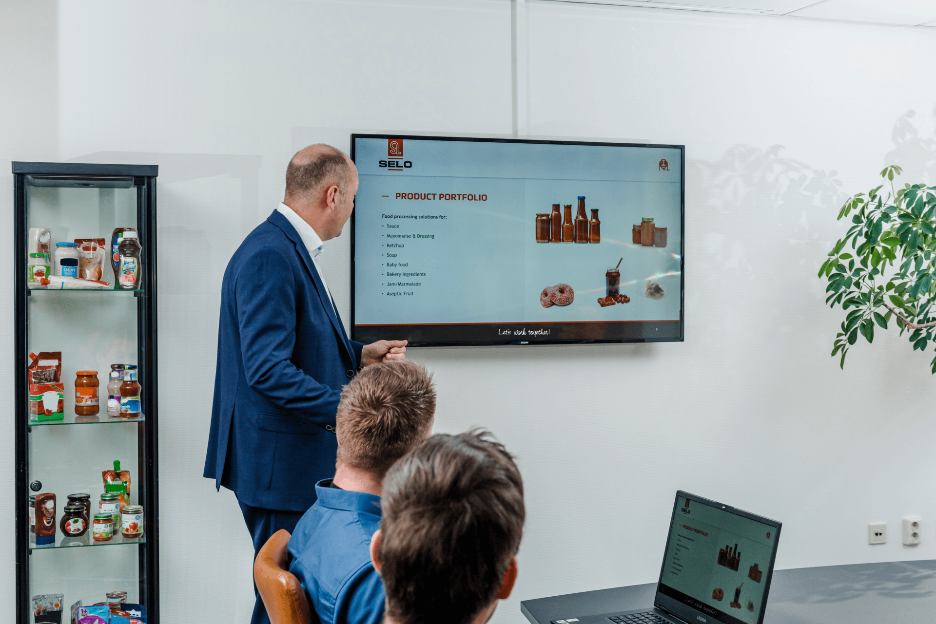 Area Sales manager presentation